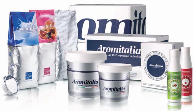 Productos Aromitalia