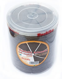 Abanicos chocolate: bote 160 unidades